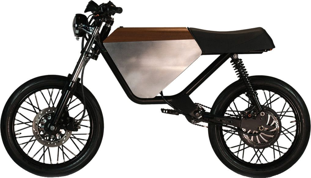 ONYX RCR – 🛵 Electric Moped Scooter 2019