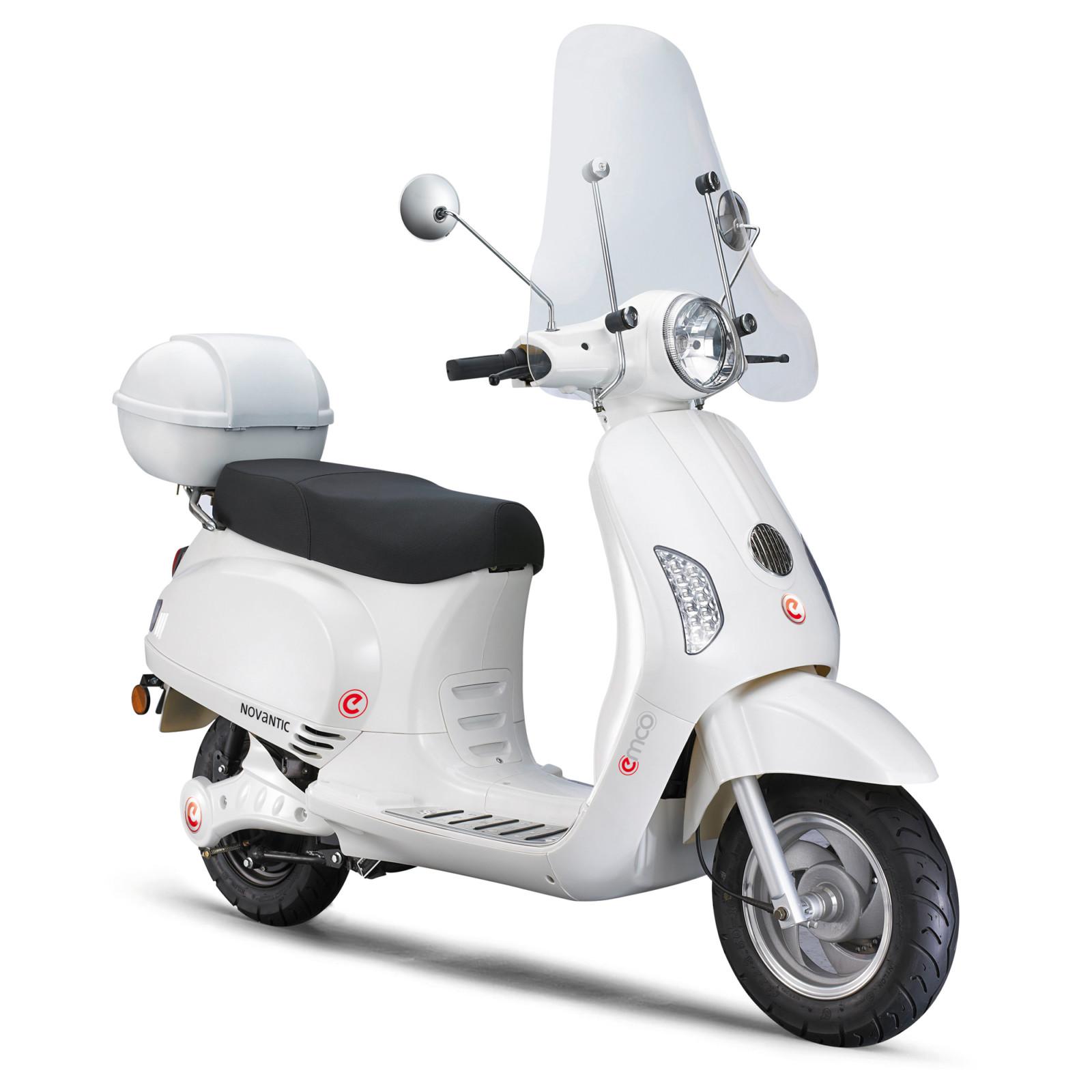 emco novantic c 2000 electric moped scooter 2019. Black Bedroom Furniture Sets. Home Design Ideas