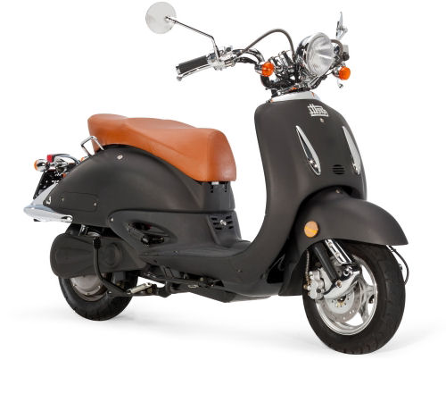 Ebretti 518 Lithium  U2013 Electric Scooters 2018