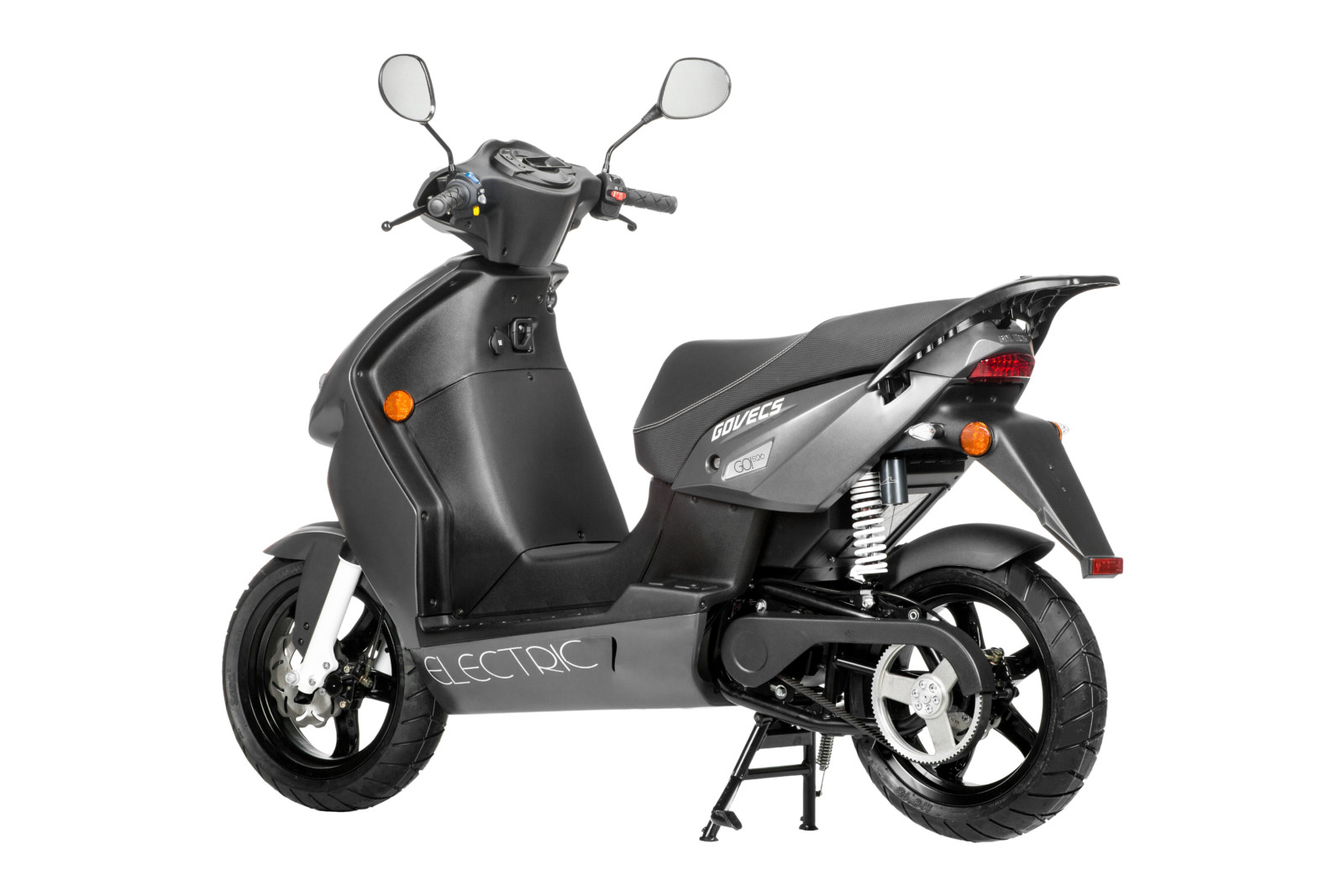govecs go s2 6 electric moped scooter 2019. Black Bedroom Furniture Sets. Home Design Ideas