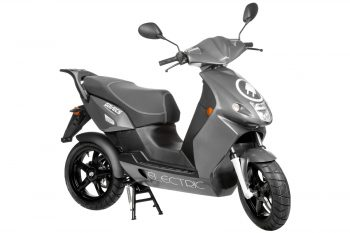 Govecs GO! 3.6 motorscooter