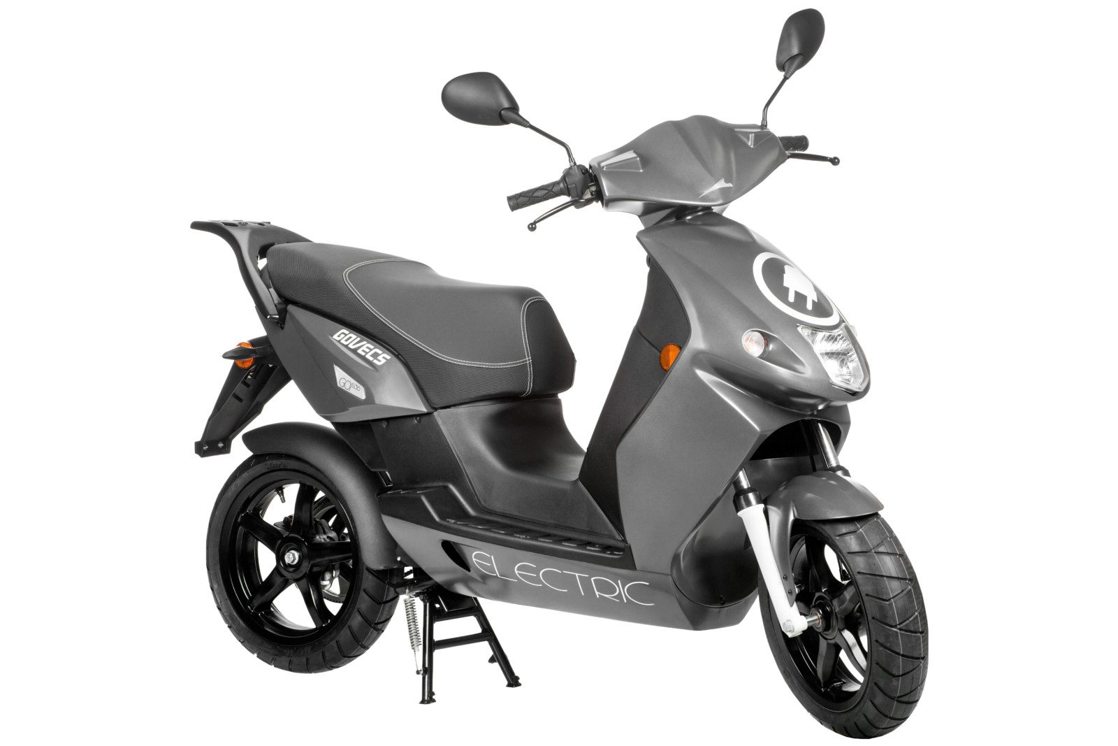 govecs go s3 6 electric moped scooter 2019. Black Bedroom Furniture Sets. Home Design Ideas