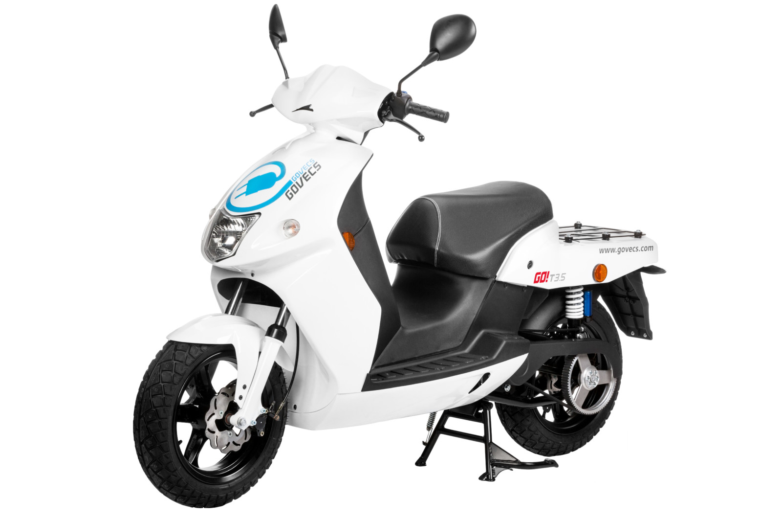 govecs go t3 6 electric moped scooter 2019. Black Bedroom Furniture Sets. Home Design Ideas