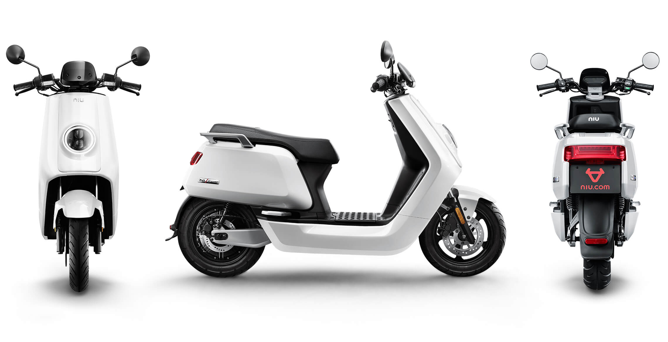 Niu N1s Electric Scooters 2018