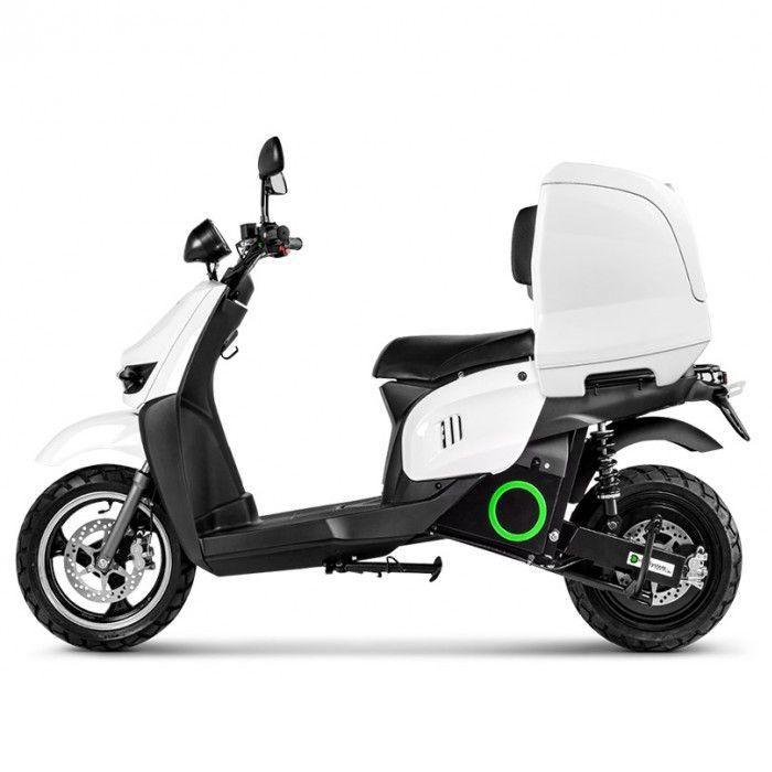 silence s02 delivery 6 kwh electric scooters 2018