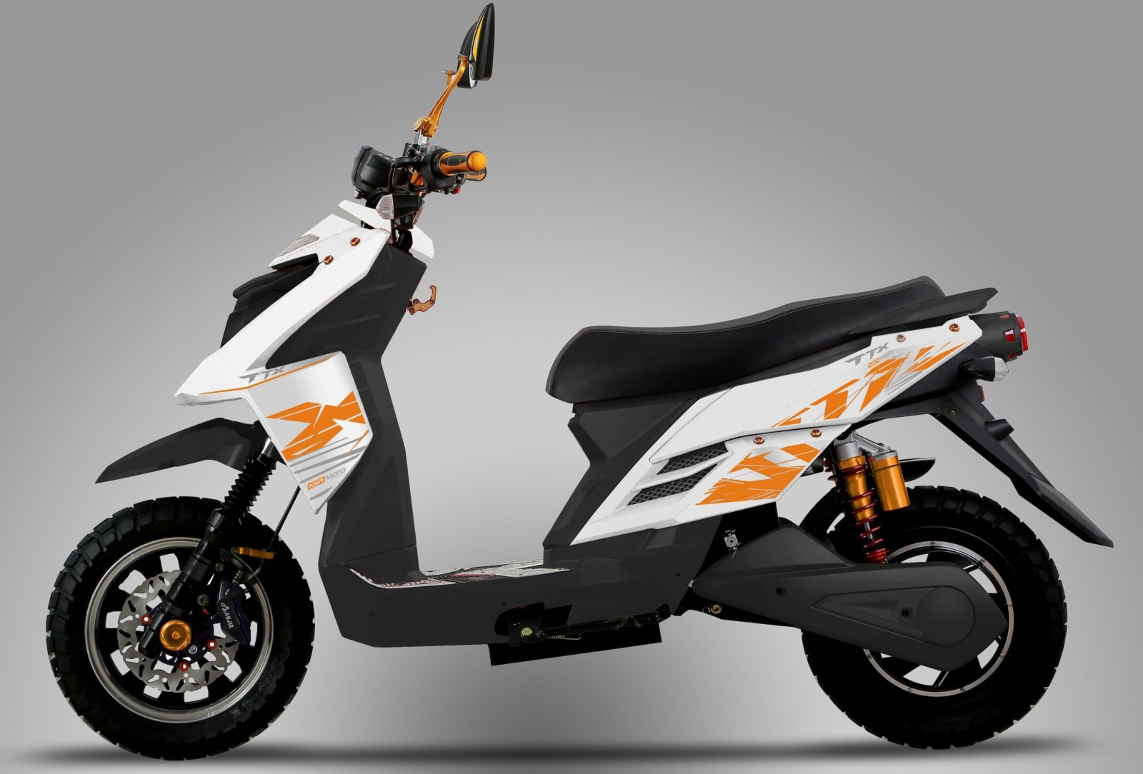 ksr moto ttx electric scooters 2019. Black Bedroom Furniture Sets. Home Design Ideas