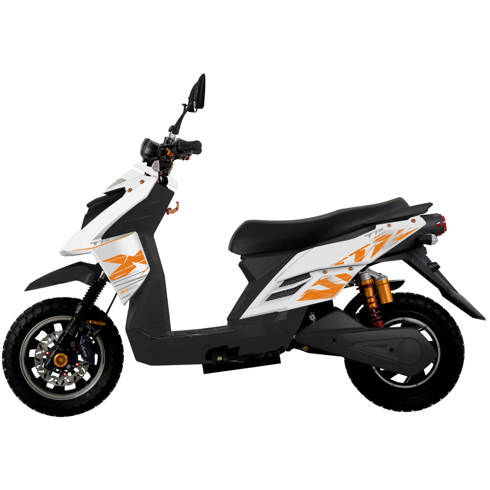 Iq Air Filters >> KSR MOTO TTX – 🛵 Electric Moped Scooter 2019