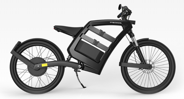 Electric Moped Scooter >> Feddz – 🛵 Electric Moped Scooter 2020