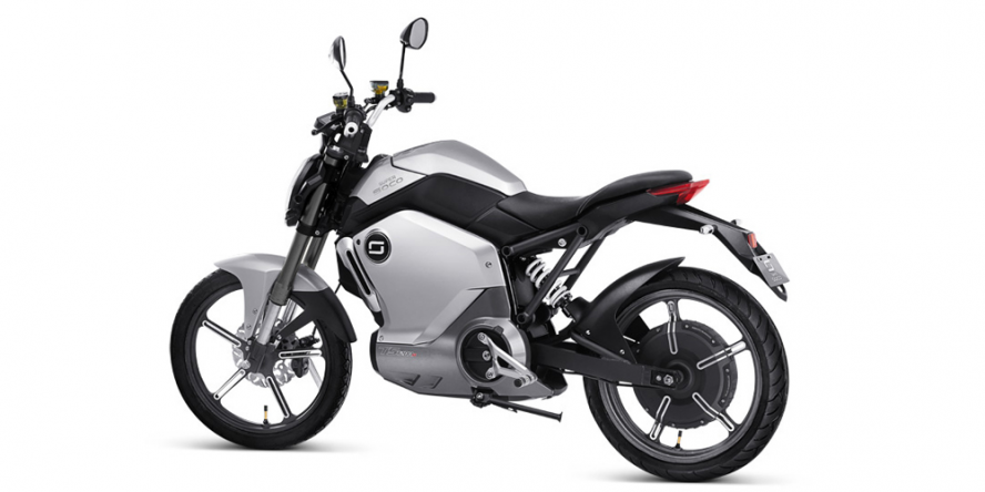 Super Soco TS1200R – 🛵 Electric Moped Scooter 2019