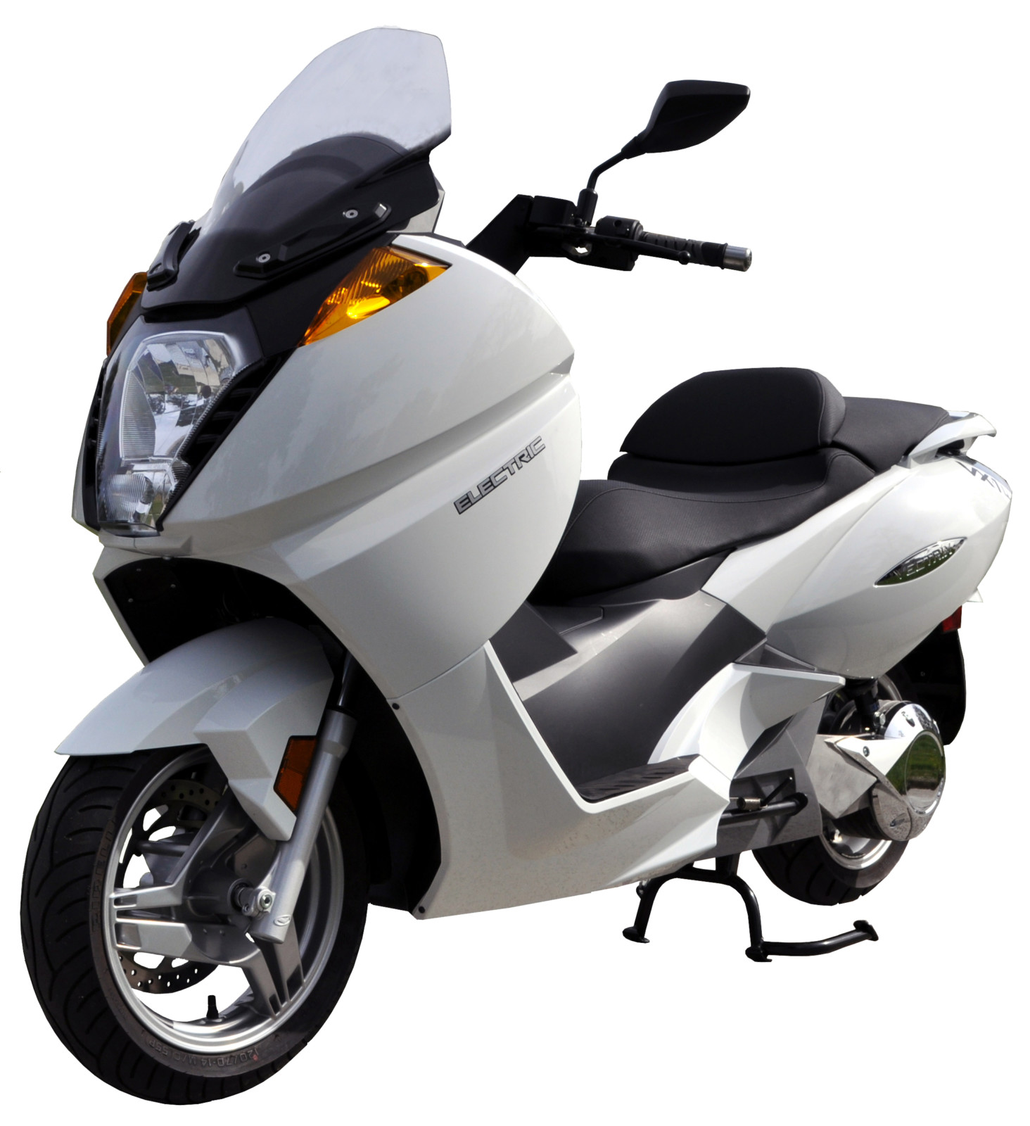 Vectrix Vx 1 🛵 Electric Moped Scooter 2020