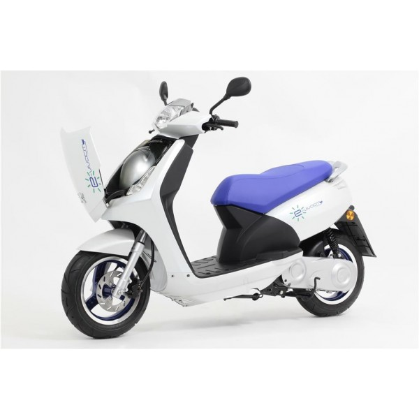 peugeot e vivacity electric moped scooter 2019