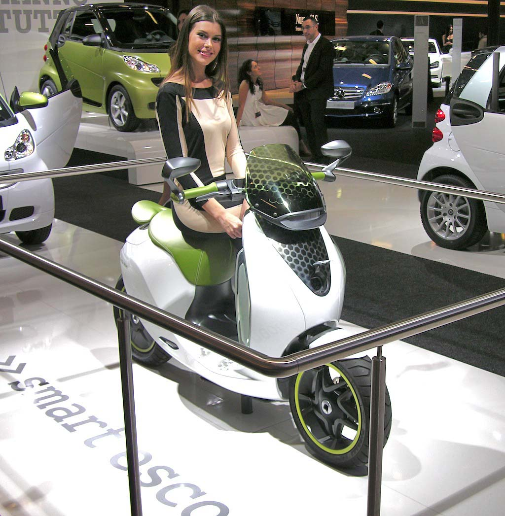 🛵 Electric Moped Scooter 2019