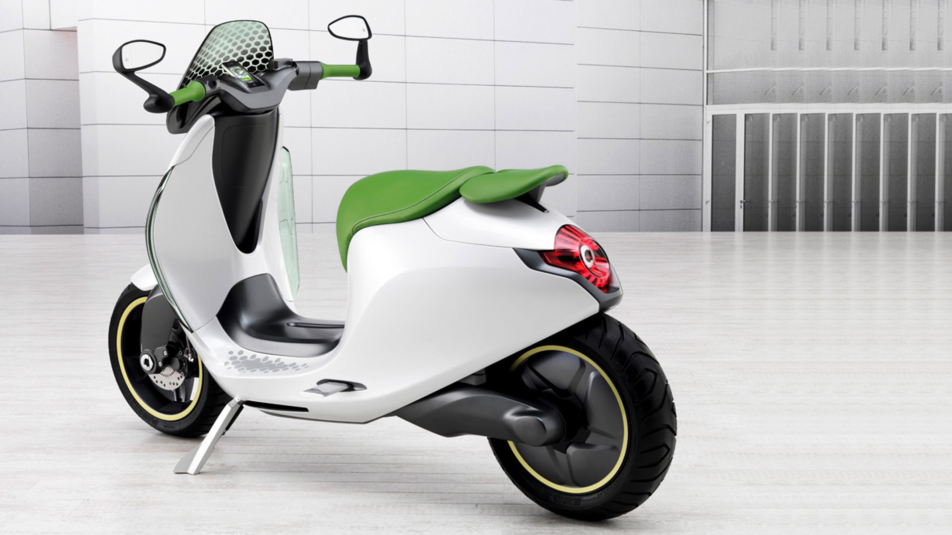 E Car >> Smart Escooter – Electric Scooters 2018