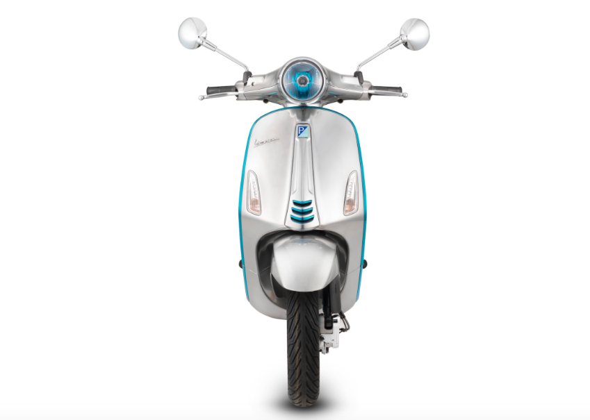 Vespa Electric Scooter >> Vespa Elettrica Electric Moped Scooter 2020