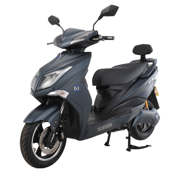 sunra hawk electric moped scooter 2019. Black Bedroom Furniture Sets. Home Design Ideas
