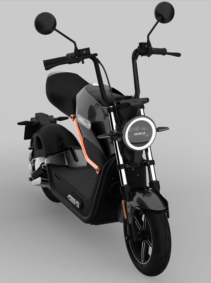Iq Air Filters >> Sunra Miku Max – 🛵 Electric Moped Scooter 2019