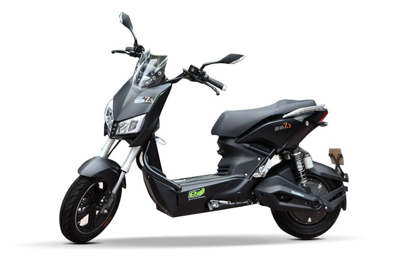 Yadea Z3 – 🛵 Electric Moped Scooter 2019