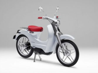 Honda EV Cub Electric Scooter