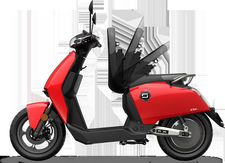 Super Soco Cu 🛵 Electric Moped Scooter 2019