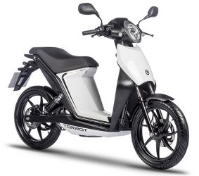 Muvu Electric Scooter