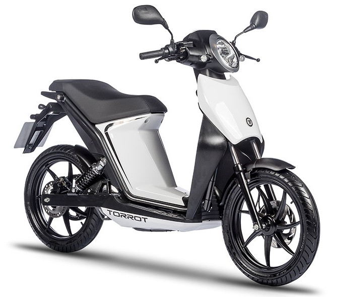 torrot muvi electric scooters 2019. Black Bedroom Furniture Sets. Home Design Ideas