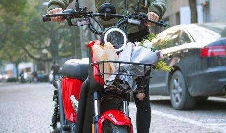 Niu U Series U1 🛵 Electric Moped Scooter 2019