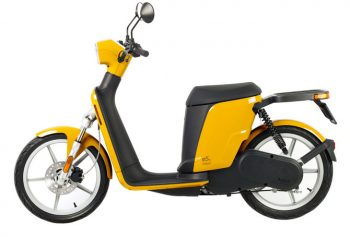 Askoll eS1 electric scooter