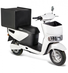 AGM e-Cargo electric delivery scooter