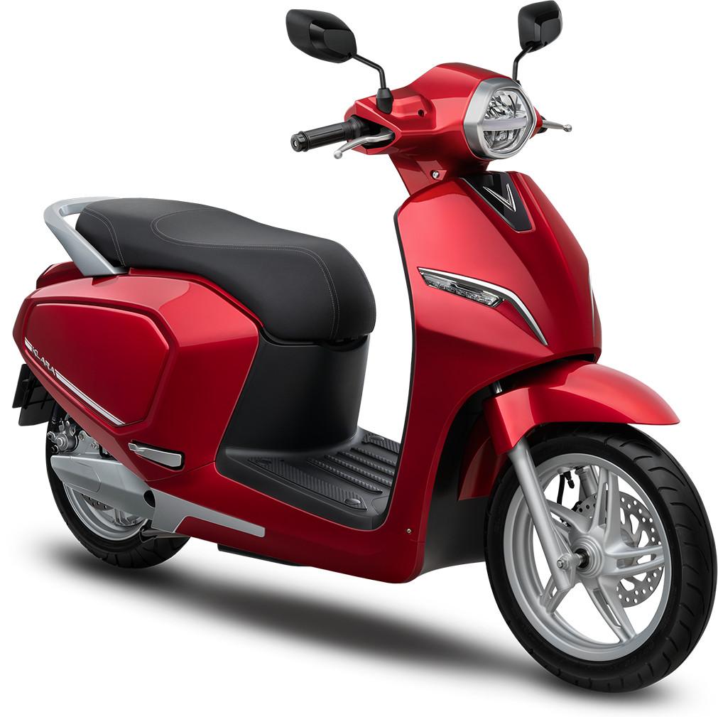 vinfast klara lithium electric moped scooter 2019. Black Bedroom Furniture Sets. Home Design Ideas