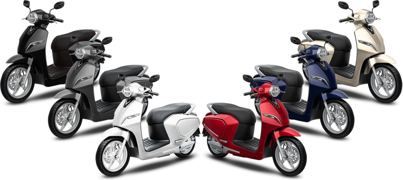 Vinfast Klara Lithium 🛵 Electric Moped Scooter 2019