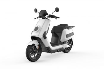 Niu N Cargo electric delivery scooter
