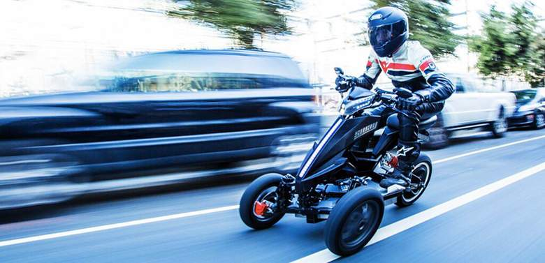Sway Lithium – 🛵 Electric Moped Scooter 2019