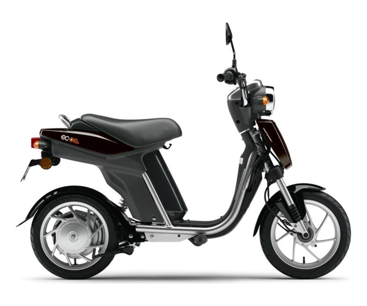 yamaha ec 03 electric scooters 2019. Black Bedroom Furniture Sets. Home Design Ideas