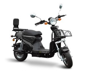 Motogrini e:mail delivery scooter