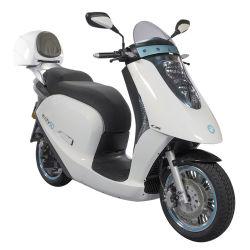 eccity 50 / 125 electric scooter