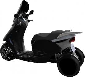eccity model 3 electric three wheeler