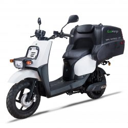 PEDA 3000 express electric cargo scooter