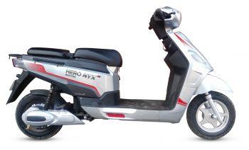 Hero Nyx electric scooter cargo