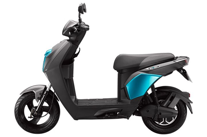 Kymco Cozy – 🛵 Electric Moped Scooter 2019