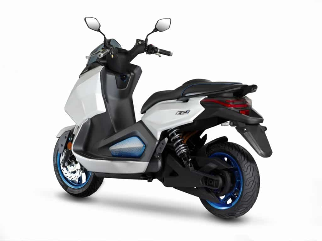 SYM EE1 – 🛵 Electric Moped Scooter 2019